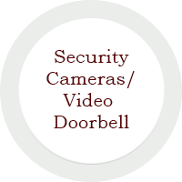 Security Cameras / Video Doorbell