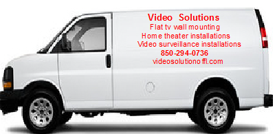 Video Solutions Company Van